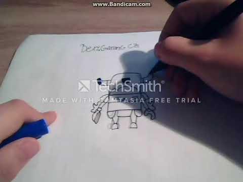 Mini Peka Kresleni 1 Youtube