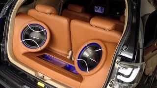 Audio Mobil Toyota Fortuner | Paket Audio Mobil SQ Loud | Innovation Car Audio Jakarta