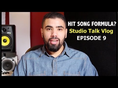 HIT SONG FORMULA? Studio Talk Vlog Ep. 9