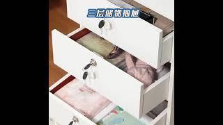 미니협탁 서랍장 침대 소형 옆 테이블 협탁 미니멀 선반…