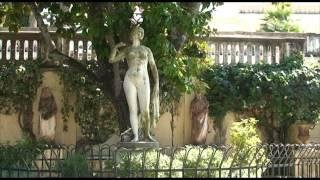 о. Корфу. Ахиллеон, дворец императрицы Елизаветы Австрийской (Принцесса Сисси).
