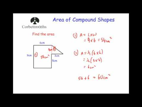area-of-compound-shapes