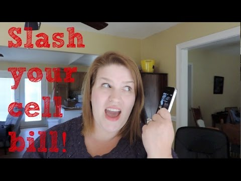 Cut your cellphone bill: Tips and Tricks