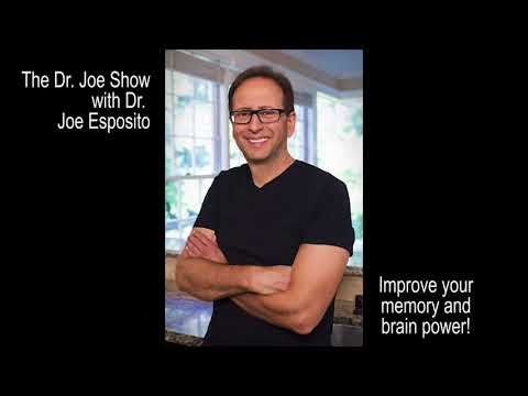 1-14-18 Improve your memory and brain function (pre recorded)