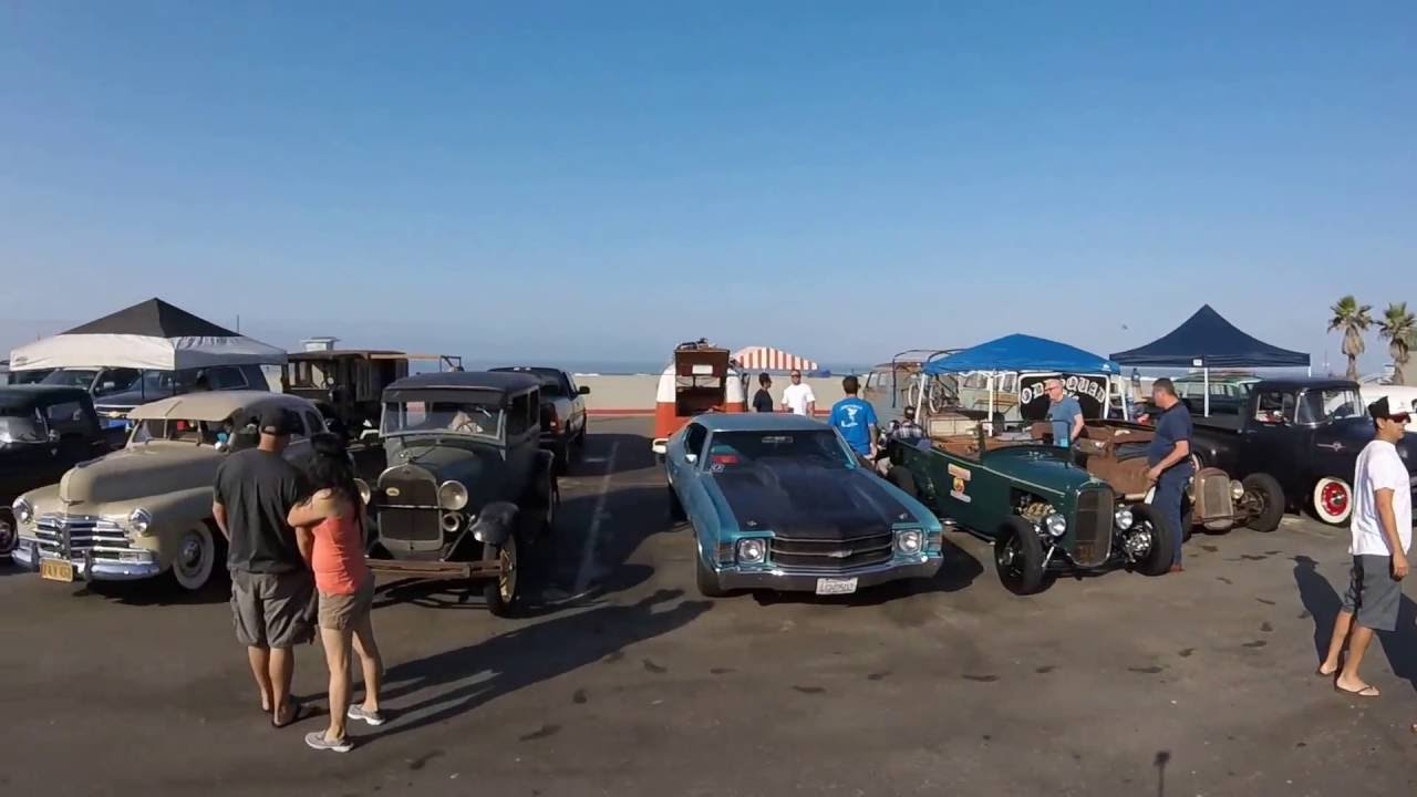 Odd Squad Car Club Meet @ Venice Beach (Dogtown Rumble) - YouTube