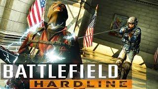 Battlefield Hardline #1 - First Time In The Battlefield