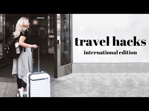 MISTAKES TO AVOID WHEN TRAVELING INTERNATIONAL | 10 Travel Hacks