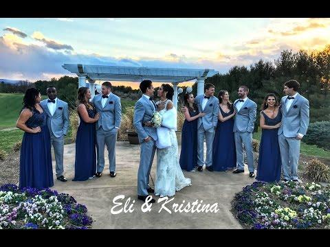 Eli & Kristina - A Cinematic Wedding Filmed at Bowling Green Country Club