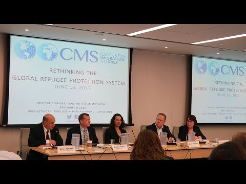 Rethinking the Global Refugee Protection System | Session II