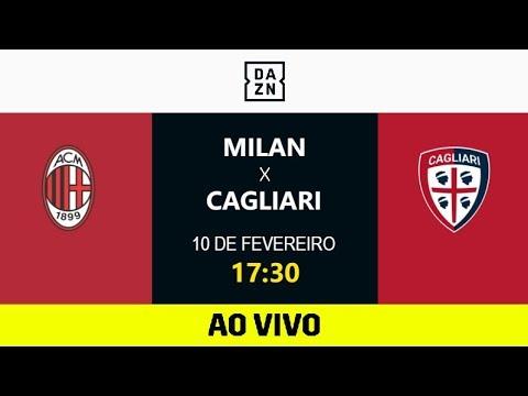 Milan x Cagliari AO VIVO e DE GRAÇA! Assista aqui com o DAZN!