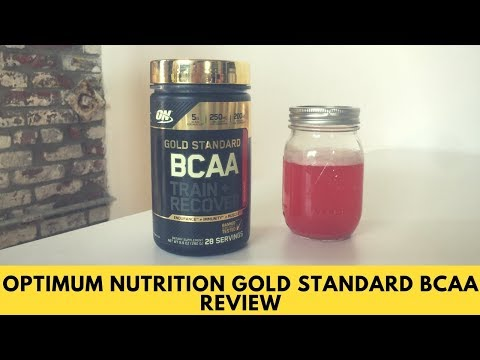 Optimum Nutrition Gold Standard BCAA Review — Does Rhodiola Help? - BarBend