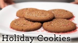 How To Make Gingersnap Cookies For The Holidays
