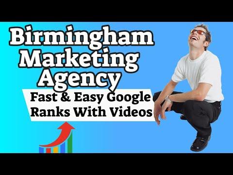 Birmingham Marketing Agency | YouTube Video Optimization Birmingham Al | Marketing Agency, Video SEO