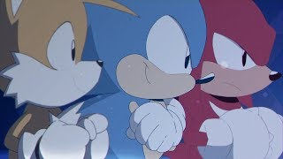 Sonic Mania - Sonic Boom Opening AMV (Perfect Sync)