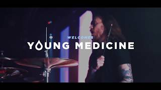 FiXT Neon Welcomes Synthwave-Metal Band Young Medicine