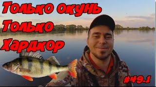 Ловля окуня на микроджиг. Рыбалка на реке Ока(Ока. Голавль не ловится, принимаю решение проверить точку на присутствие полосатого хищника:) Подписывайте..., 2016-05-31T15:17:46.000Z)