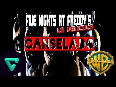Noticia: Five Nights At Freddy's La Pelicula ¡CANCELADA!?   Gil Kenan   Kenny El King