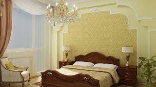 Спальня - Дизайн Интерьера - фото 2017 /Bedroom - Interior Design - Photo /Schlafzimmer - Design