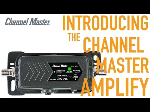 hook up antenna amplifier Rv tv antenna: how to get free tv on the road  purchase a specialized antenna designed to pick up over the air broadcasting from the local hdtv stations in your area.
