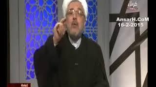 الشيخ محمد كنعان - زوار الإمام علي بن موسى الرضا عليه السلام مأجورين في دنياهم وأخراهم