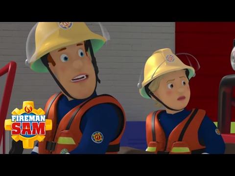 Fireman Sam US NEW Episodes  Fireman Sam saves Pontypandy  Season10 🚒 🔥