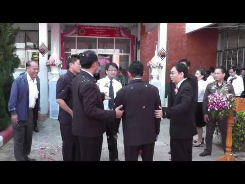 ธนาคารออมสินร่วมพิธีเปิดธนาคารโรงเรียน ที่วิทยาลัยการอาชีพนครไทย