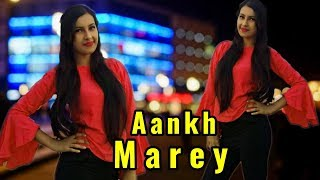 SIMMBA: Aankh Marey Song Cover Dancing Version 2.0    HD 720pix