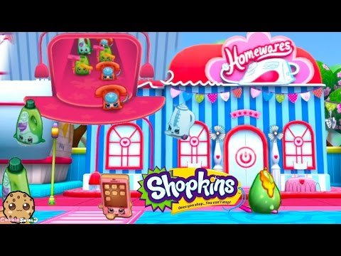 Download play welcome to shopville app lost shopkins homewares game