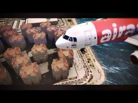 """ONE VA """"Air Asia India"""" Presentation"""