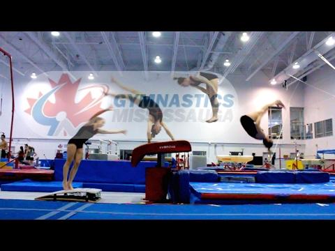NEW! Gymnastics Mississauga Promo Video