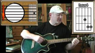 I'll Never Fall In Love Again - Elvis Costello - Guitar Lesson
