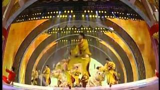 2005年央视春节联欢晚会 武术歌舞《壮志凌云》 成龙| CCTV春晚