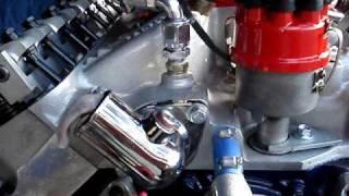 Ford Mustang 428 FE Stroker engine