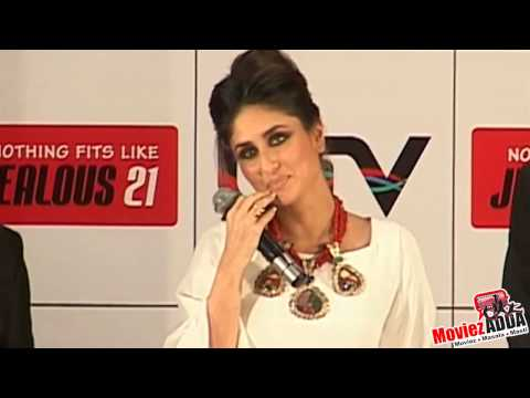 Funny Reporter Irritates Kareena Kapoor
