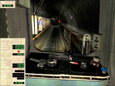 World Of Subways Vol.1 New York (The Path) Simulator