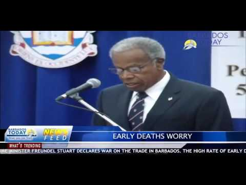 BARBADOS TODAY EVENING UPDATE - October 12, 2016