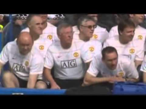 Sir Alex Ferguson Funny Football Moments