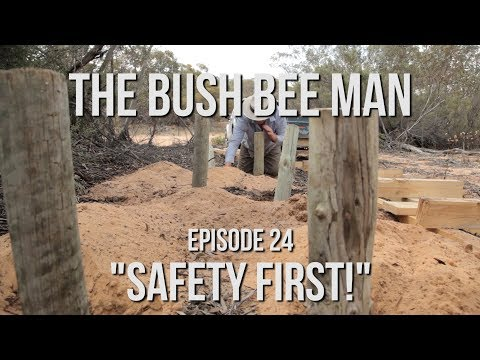 Building a Bee Hive Stand on the Cheap 2.0 - Episode 24: