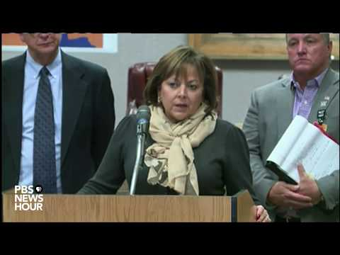 WATCH: Officials hold news briefing on New Mexico high school shooting that killed 2 students