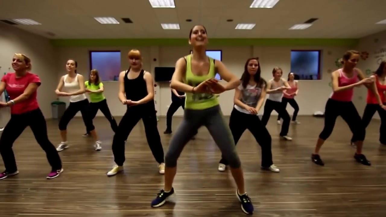Zumba Dansı Nasıl yapılır Hareketleri Videoları