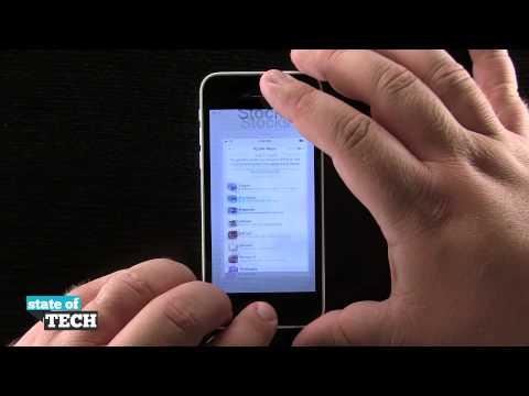 How to do a screen capture on iphone 5s