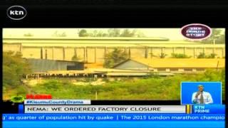 NEMA shifts blame over lead poisoning saga to Mombasa Health Officer John Ndungu