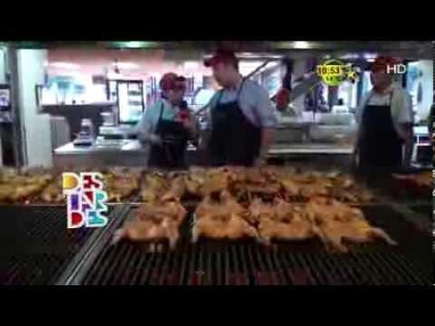 Como cocinar un Pollo Loco  YouTube