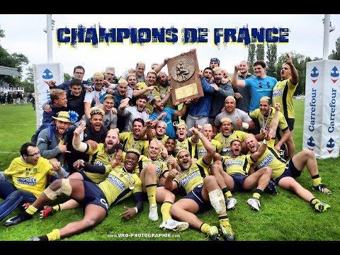utterly stylish undefeated x later Finale du championnat de france de rugby Espoirs 2017 18 ASM vs Section  Paloise