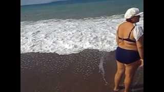 Средиземное море в гневе