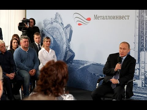 Putin: Russians and Ukrainians are one nation with practically no differences [SUBS]