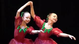 "ТАИС. Дуэт сестер Вишенок из балета ""Чипполино""."