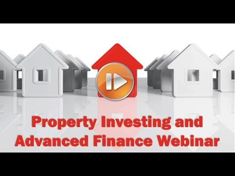 Konrad Bobilak - Property Investing and Advanced Finance Webinar