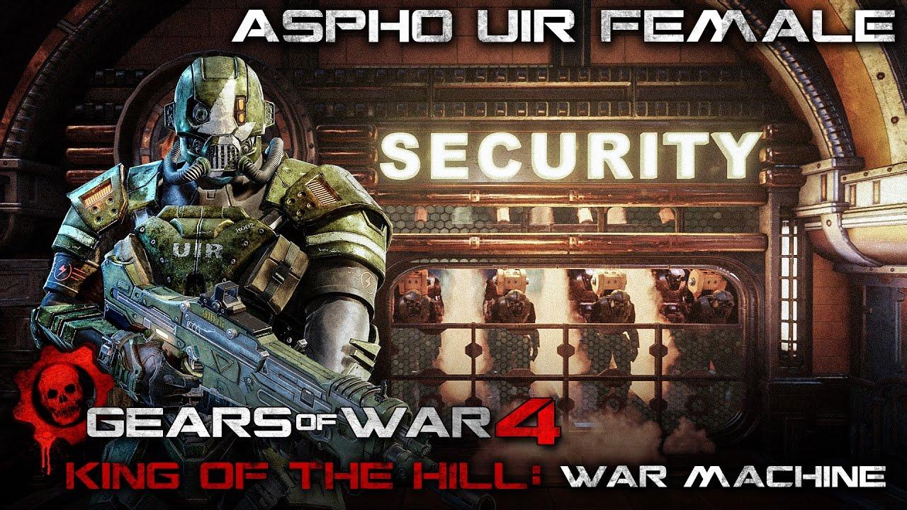 gears of war war machine