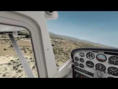 [GTX 1080] [Prepar3D v3.3.5] Cessna 172 A2A / KRDD Local Flight